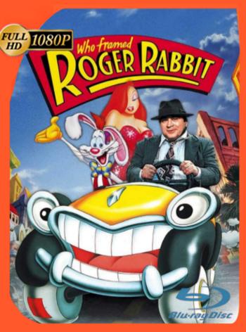 ¿Quién engañó a Roger Rabbit? (1988) BDRip [1080p] Latino [GoogleDrive] [zgnrips]