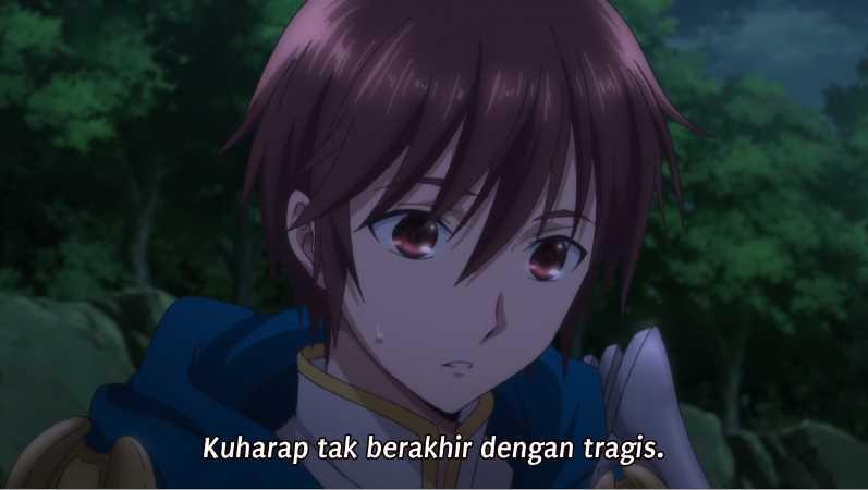 Hachi-nan tte Sore wa Nai deshou Episode 11 Subtitle Indonesia