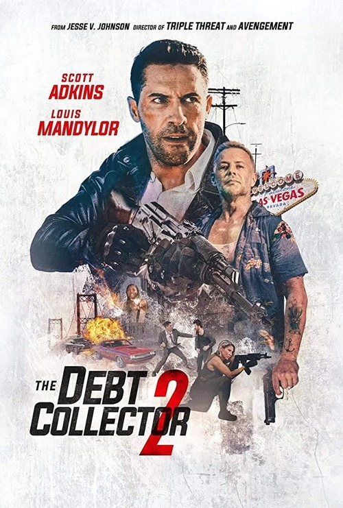 Komornik 2 / The Debt Collector 2 (2020) 1080p.BluRay.x264.DD2.0-RX | Lektor PL