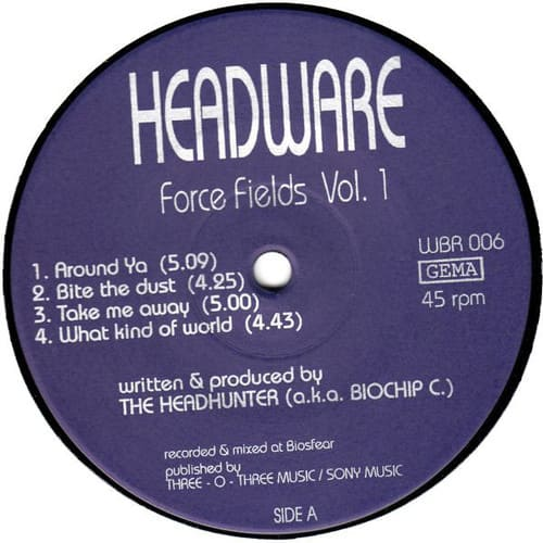 Download Headware - Force Fields Vol. 1 mp3