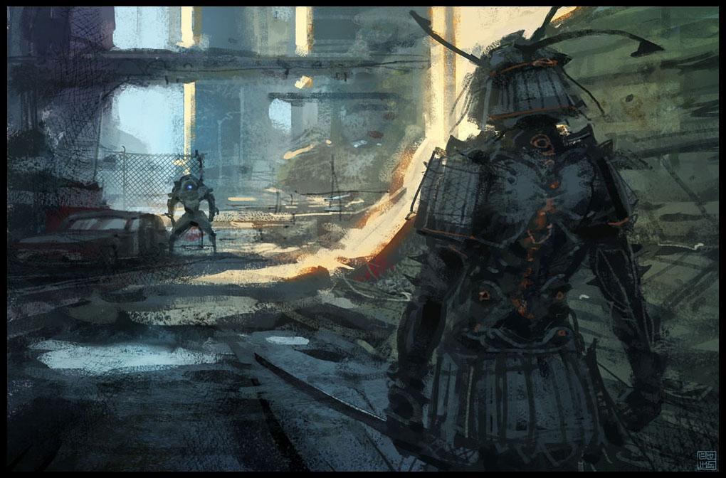 [Pasado] Visita diplomática del Imperio de Taogami [Libre] Samurai-by-hideyoshi-d1kyi5z-fullview