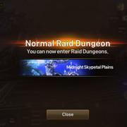 How To Open Raid Blade & Soul Revolution