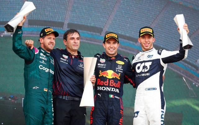 F1 GP d'Azerbaijan 2021 : Victoire Sergio Pérez (Red Bull Racing) 1322159047