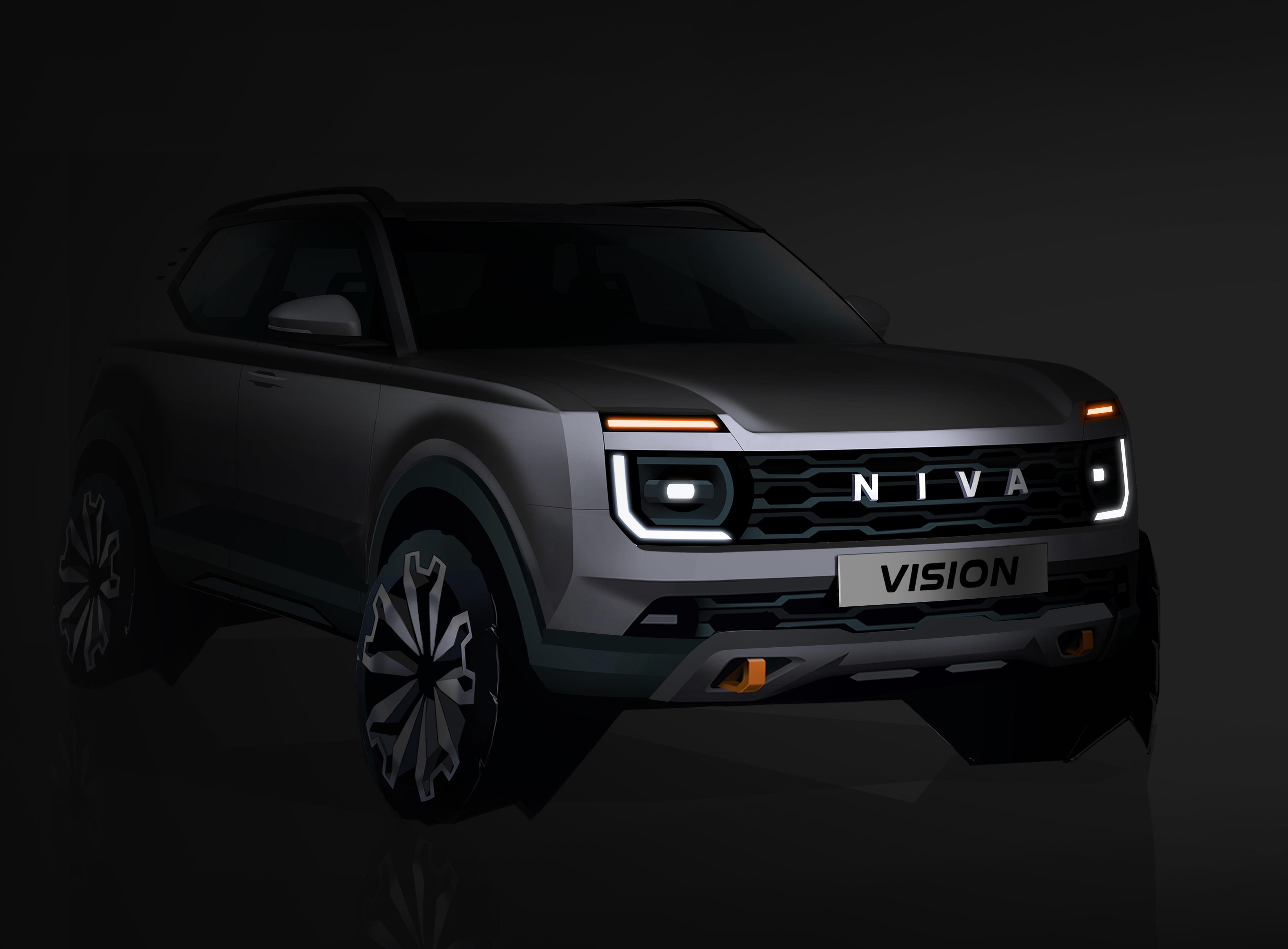 2024 - [LADA] Niva Vision 2021-Lada-Niva-Vision