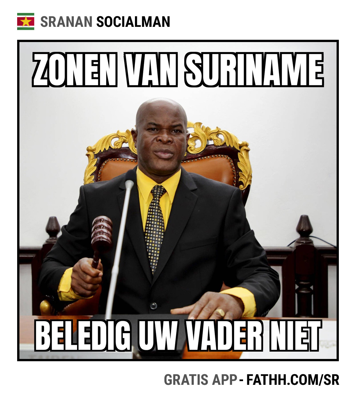 Sranan Socialman : Vice-pedagoog Brunswijk
