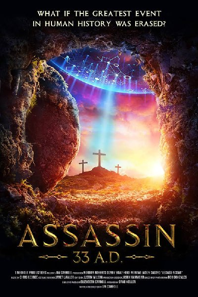 Assassin 33 A.D.(2020) 720p English HDRip x264 900MB MovCr