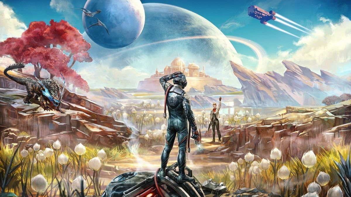 The Outer Worlds - начальное прохождение