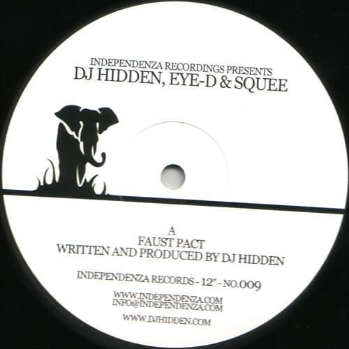 Download DJ Hidden / Eye-D & Squee - Faust Pact / Caffeine Overdose '97 mp3