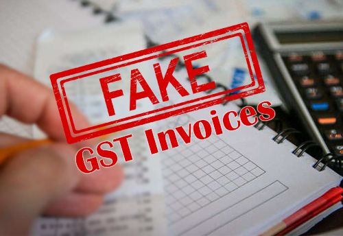 Curbing fake invoices by a two pronged strategy