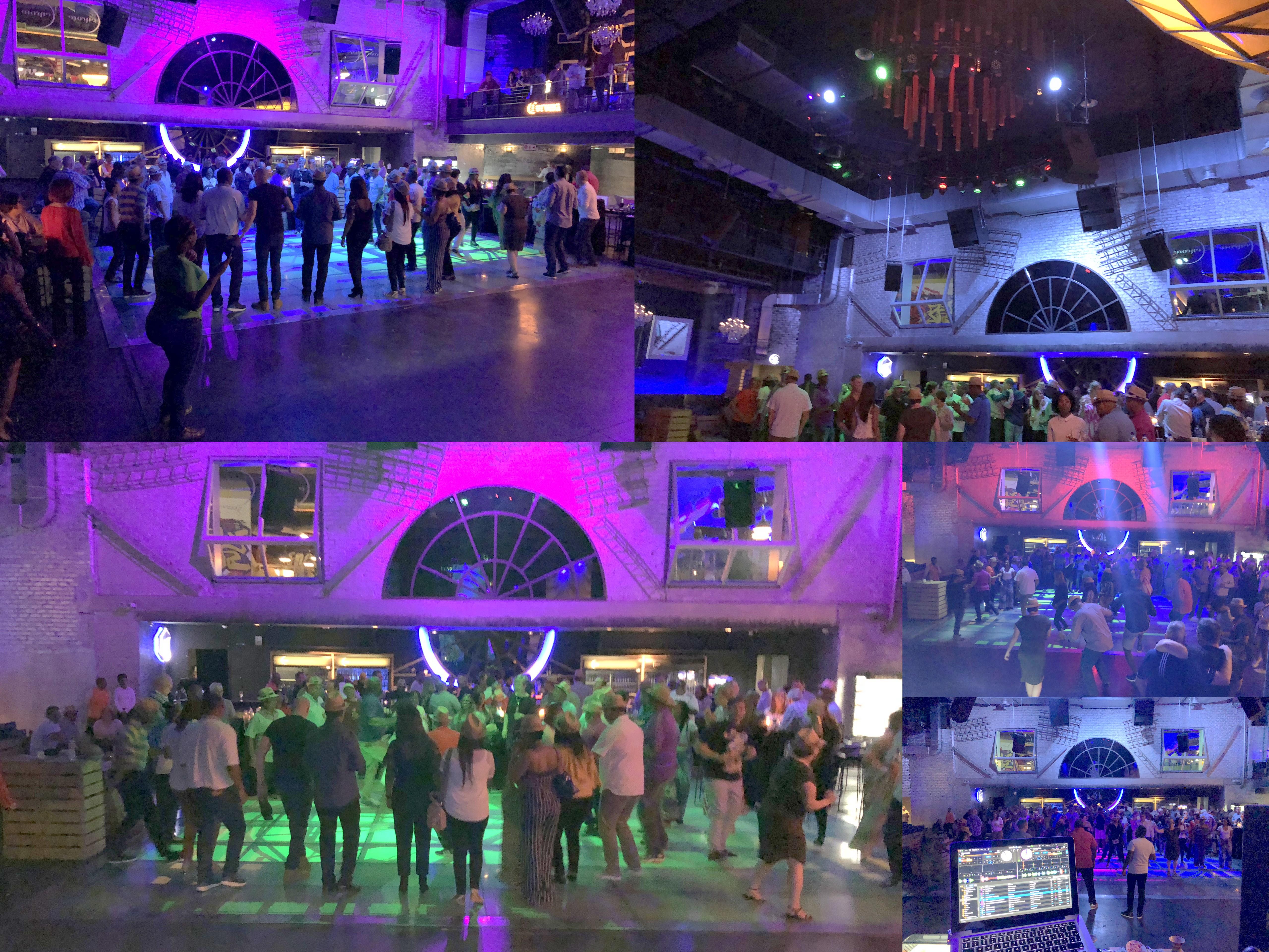Sun International Executive Conference - Encore Night Club - Sun City