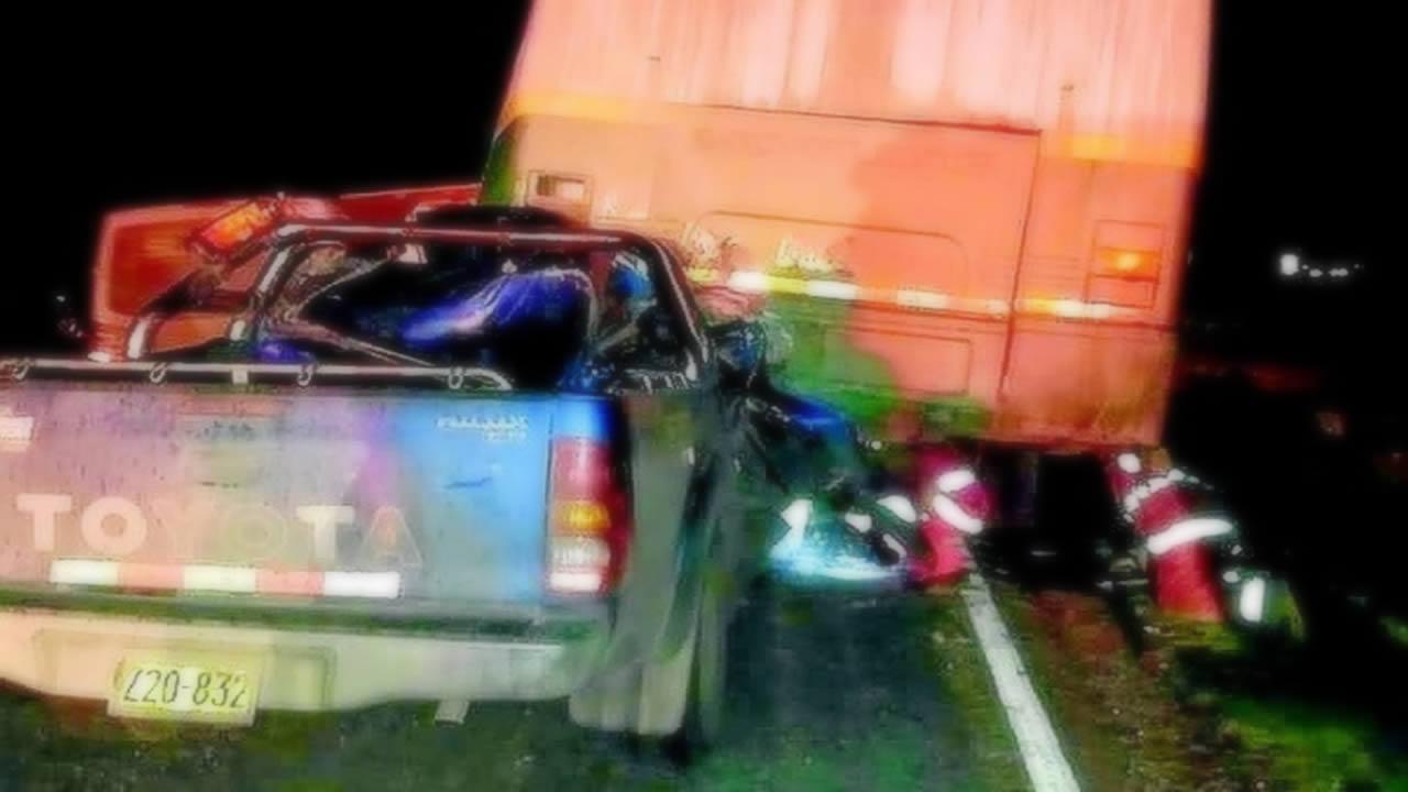 Excongresista Ccama Layme falleció en accidente de tránsito