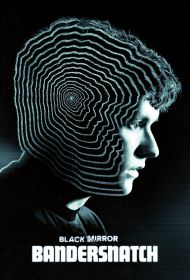 Cartel promocional de Black Mirror: Bandersnatch