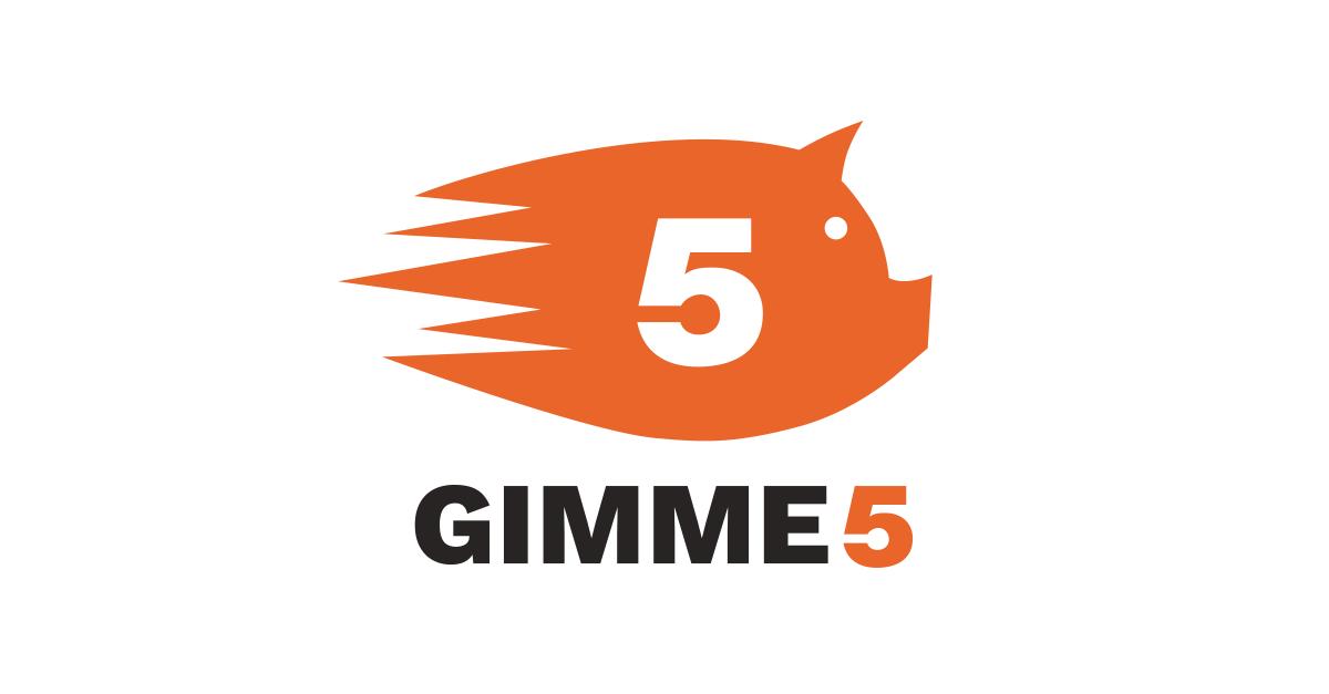 Gimme5 BONUS
