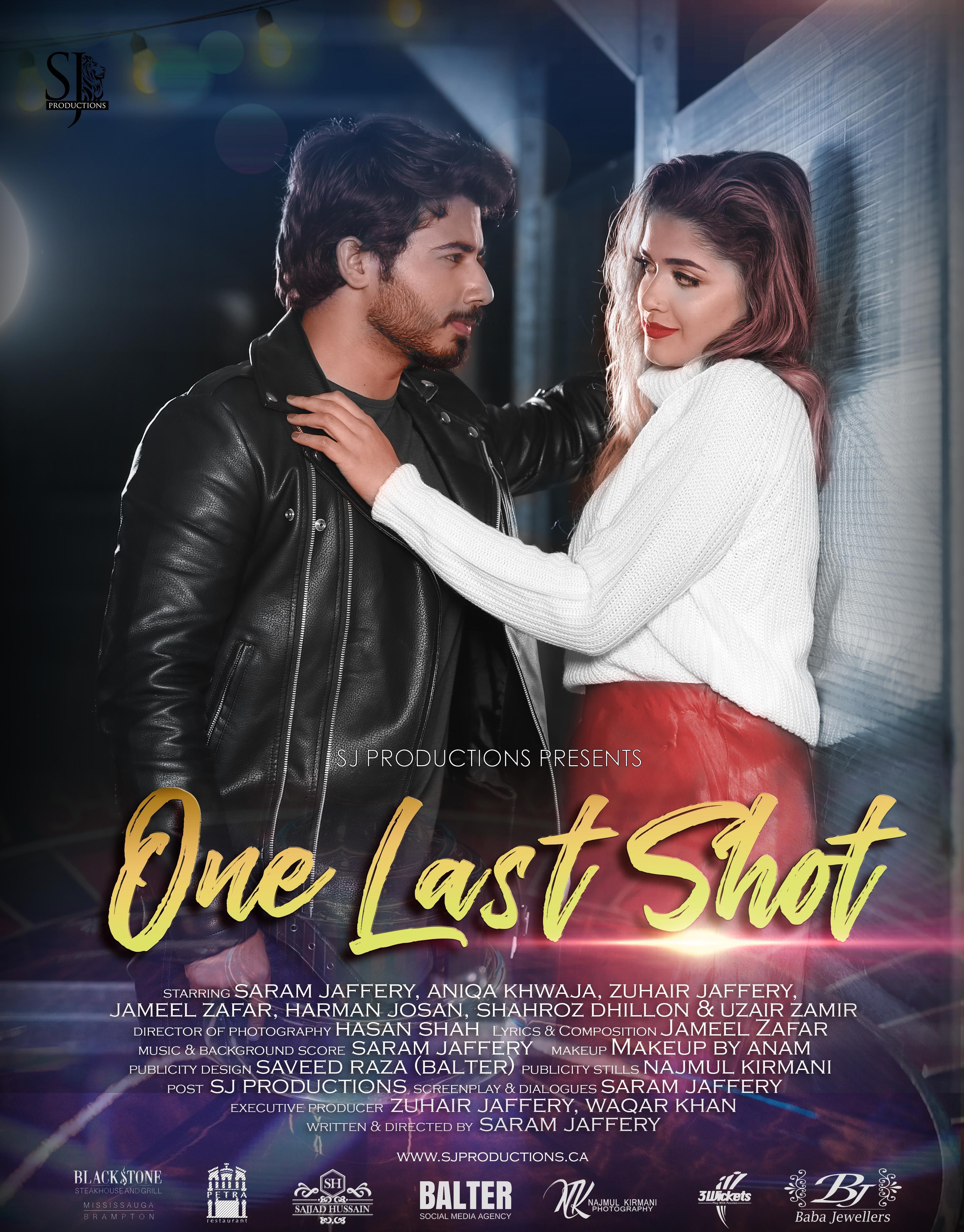 One Last Shot (2020) Urdu 720p HDRip x264 AAC 800MB Download