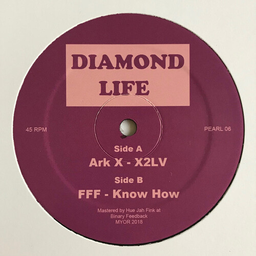 Ark X / FFF - Diamond Life 06