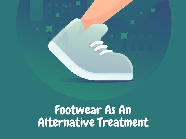 Footwear-As-An-Alternative-Treatment