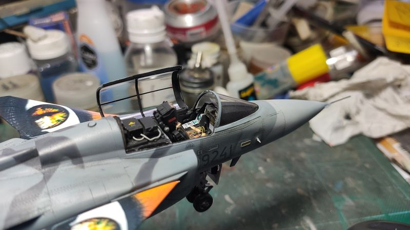 """MT: Jas-39C Gripen """"Wild Tiger"""" NTM 2017 Kitty Hawk 1/48 IMG-20200209-194302"""