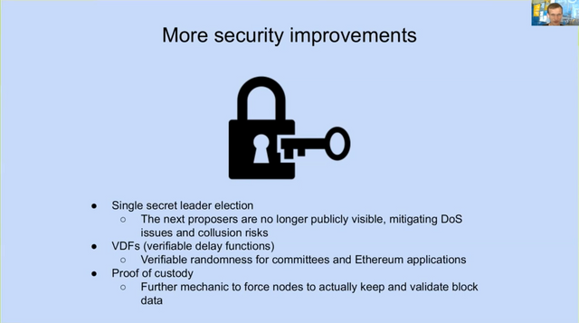 more security improvements