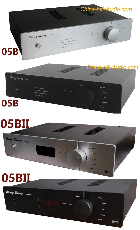 Xiangsheng 728a Preamplifier & Xiangsheng DAC-05B Are The New Attractions In The Stock Of China-Hifi-Audio