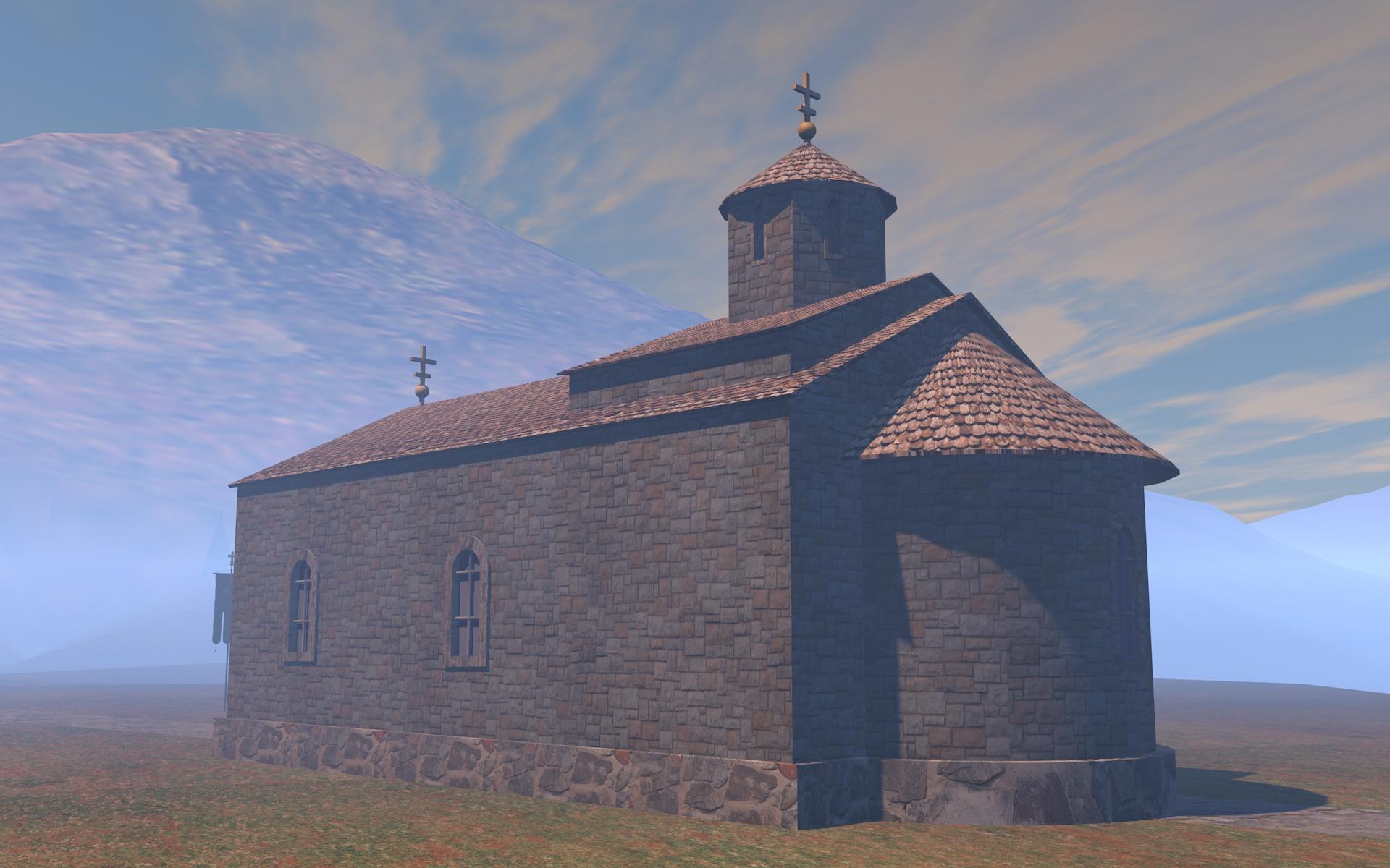 Otkriveni temelji manastira u Rožnju. Rozanj3a