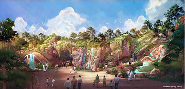 "[Tokyo DisneySea] Fantasy Springs : nouveau Port ""Reine des Neiges/Raiponce/Peter Pan"" (2022) - Page 5 FS2"
