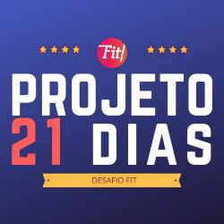 Projeto Fit 21 Dias