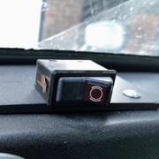 Brake fluid warning light & test switch