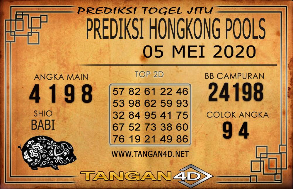 Prediksi Togel HONGKONG TANGAN4D 05 MEI 2020